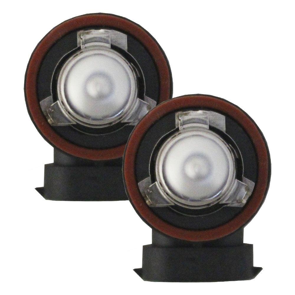 Lampada Super Branca h11 5000k Multilaser 12v 55w Par