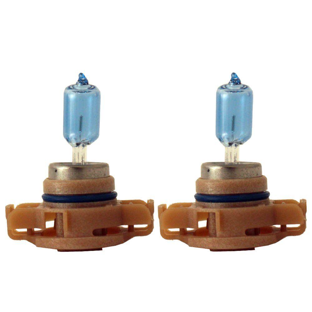 Lampada Super Branca h16 4200k Alper 12v 24w Crystal Blue