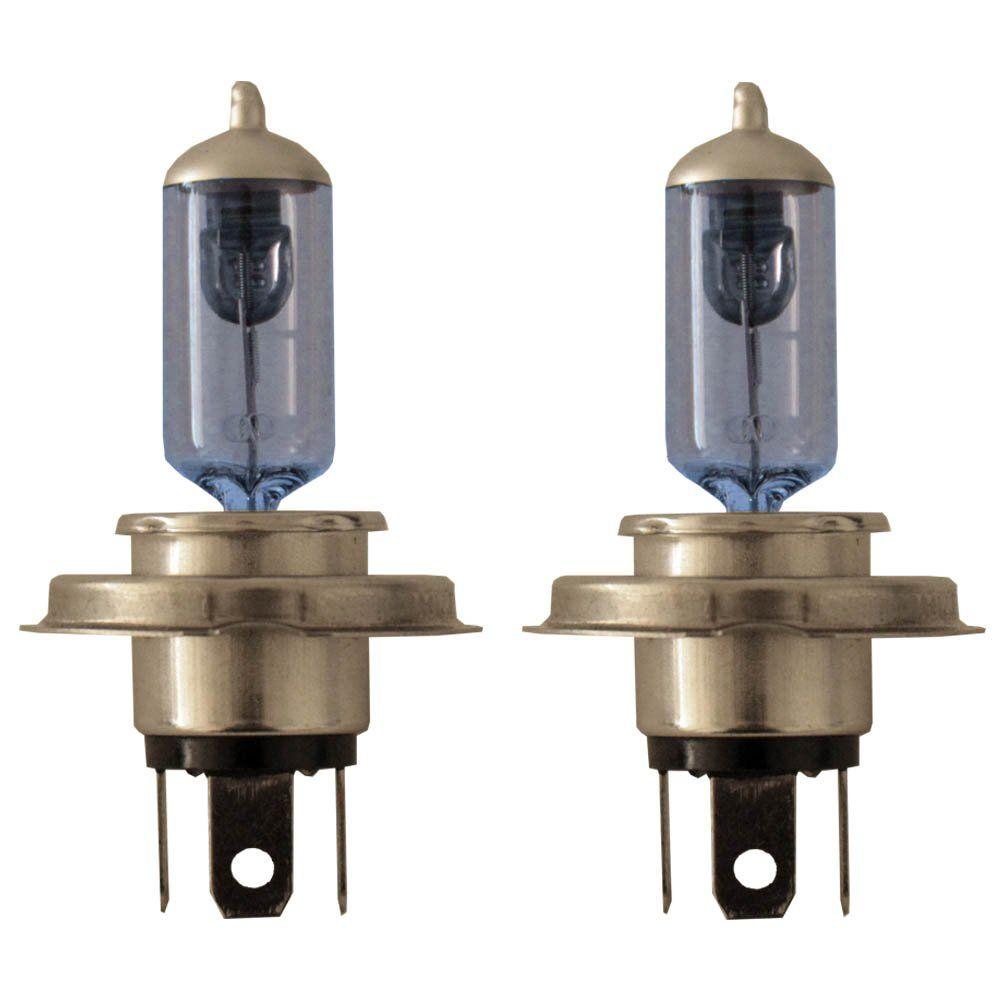 Lampada Super Branca h4 4200k Alper 12v 60/55w Crystal B