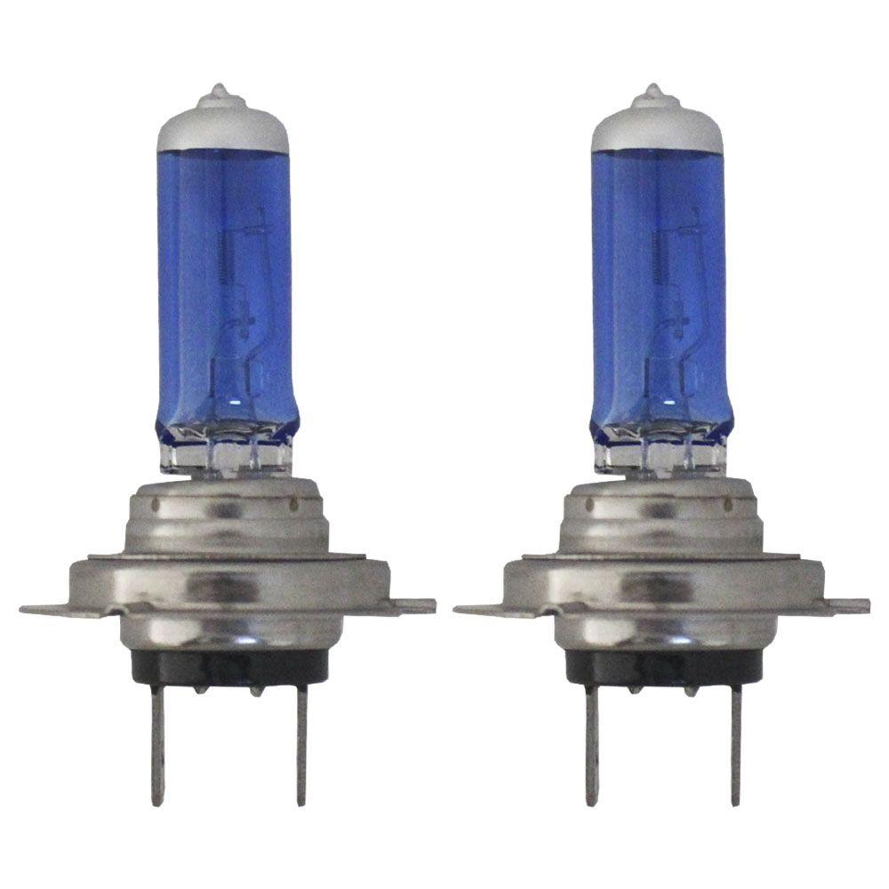 Lampada Super Branca h7 5000k Multilaser 12v 55w Par