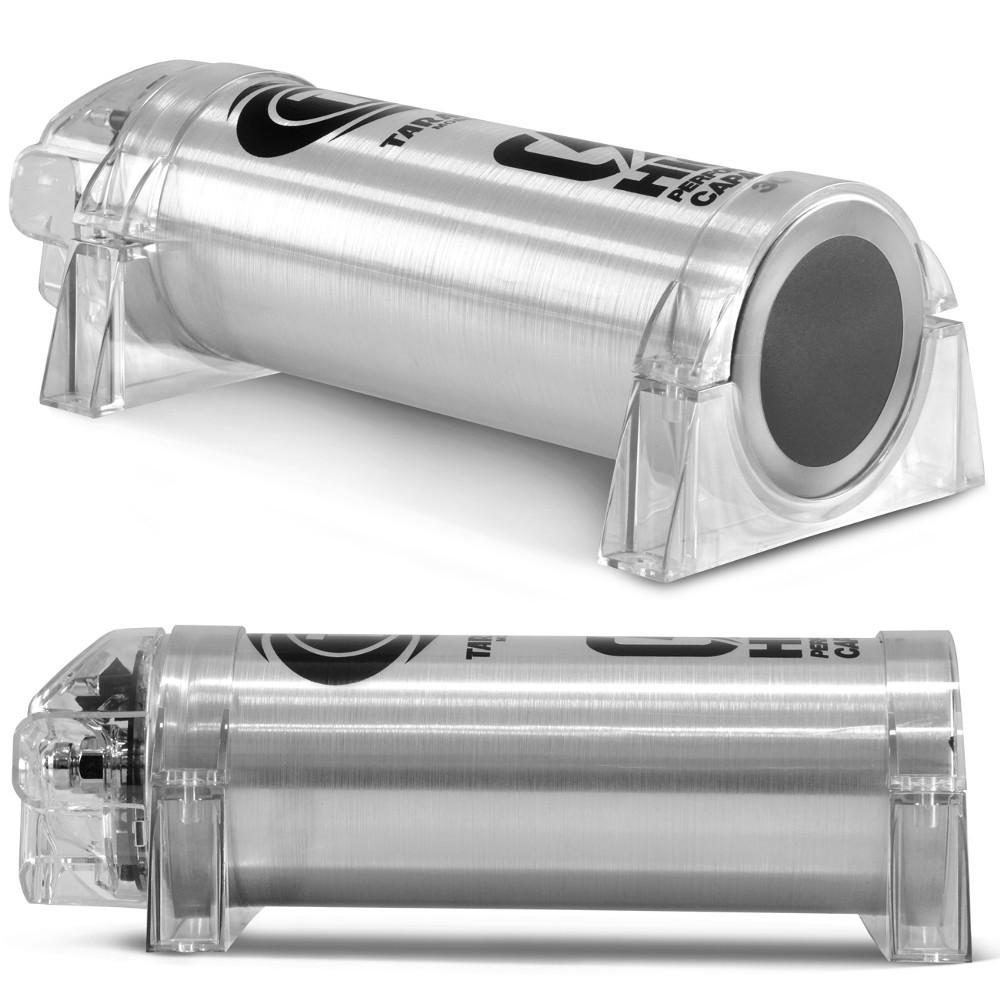 Mega Capacitor Taramps 300mF com Voltímetro