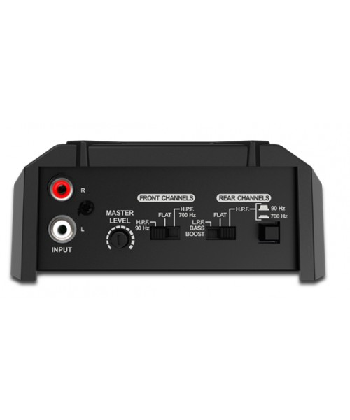 Módulo Stetsom 400 Rms Ir-400.4 Duos Digital Stereo 4 Canais