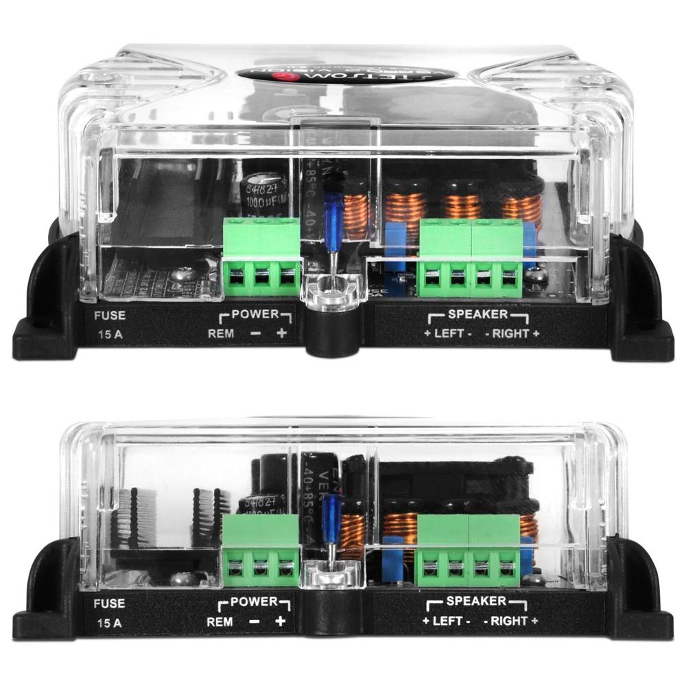 Módulo Stetsom 250 Rms VS250.2 Stereo 2 Canais 125 Rm