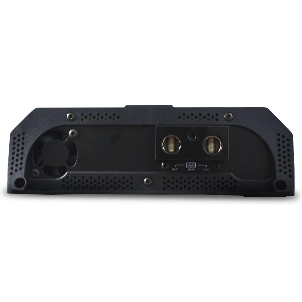 Módulo Amplificador Soundigital 12000 Rms SD-12000.1D Evo 2 Black Mono Digital 1 Canal 1 Ohm 2 Ohms Classe D