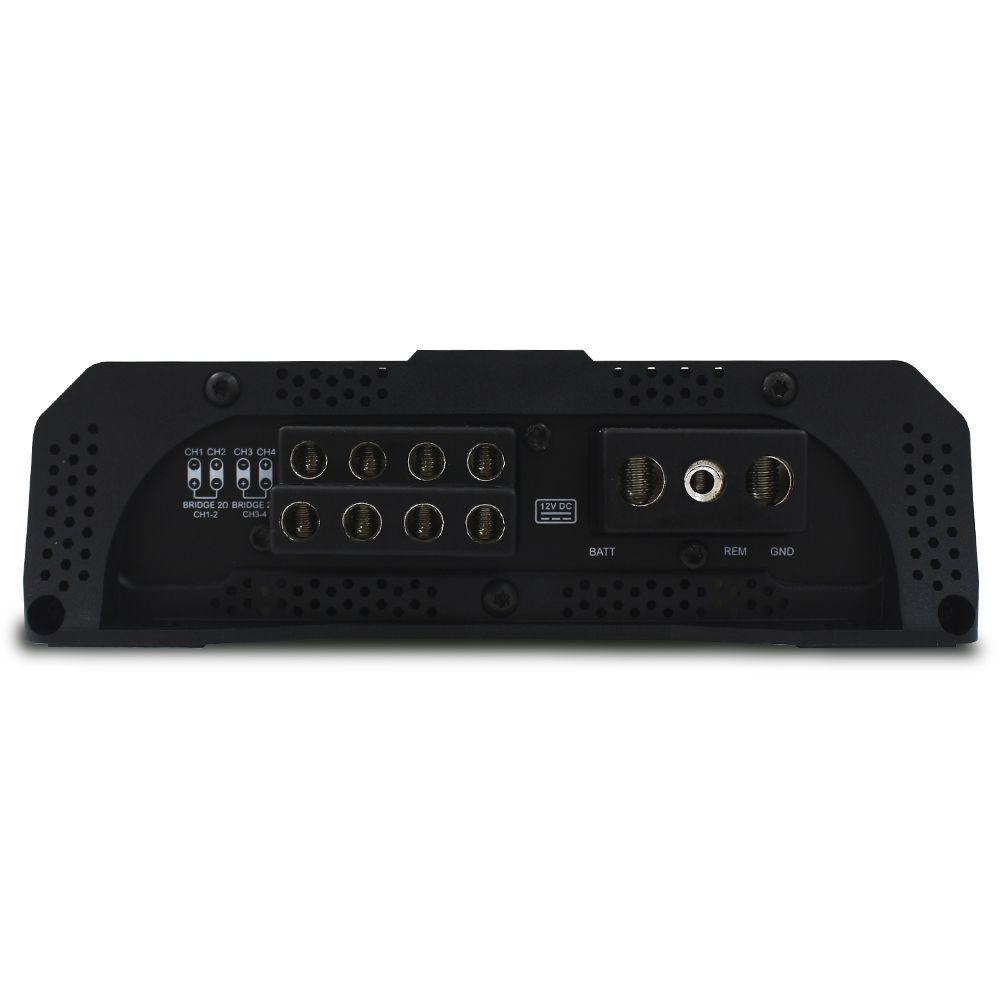 Modulo Amplificador Soundigital 1200 Rms SD-1200.4D Evo 2 Stereo Digital 4 Canais 1 Ohm 2 Ohms Classe D