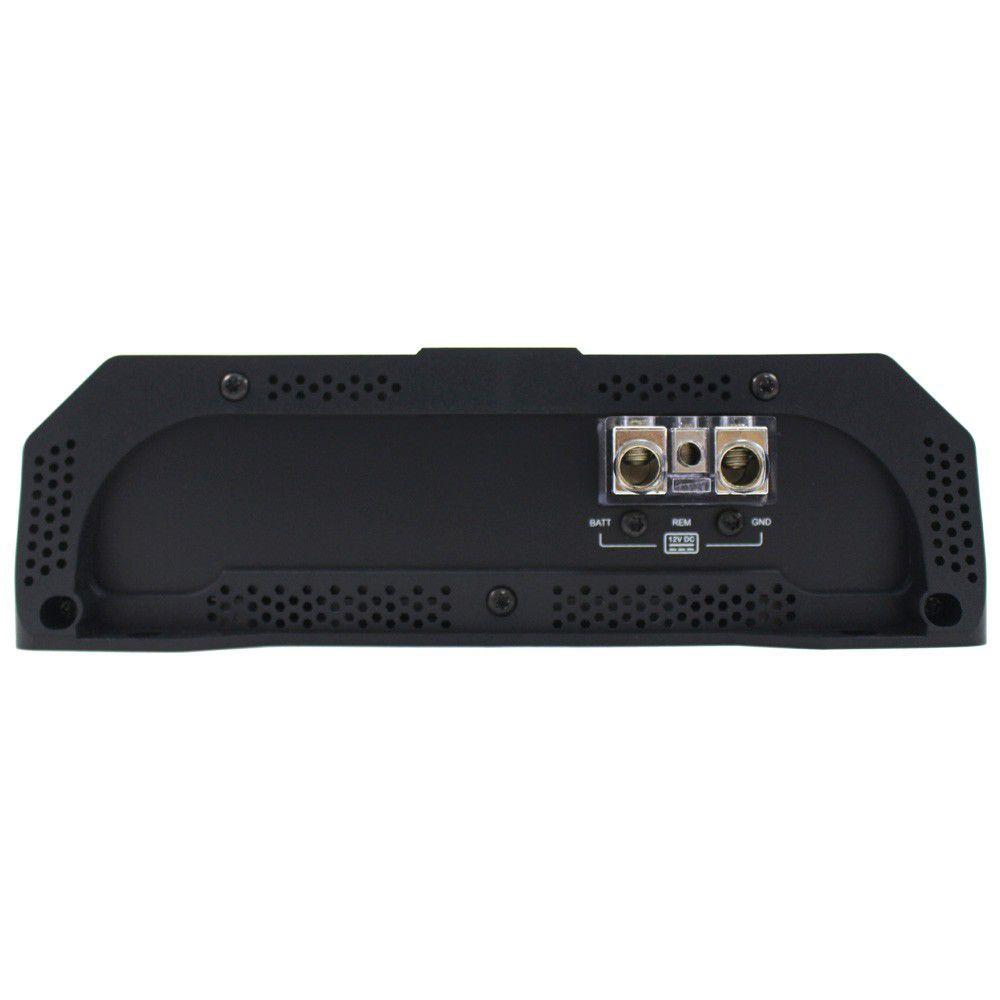 Modulo Amplificador Soundigital 2000 Rms SD-2000.1D Evo 2 Mono Digital 1 Canal 1 Ohm 2 Ohms Classe D Bass Boost