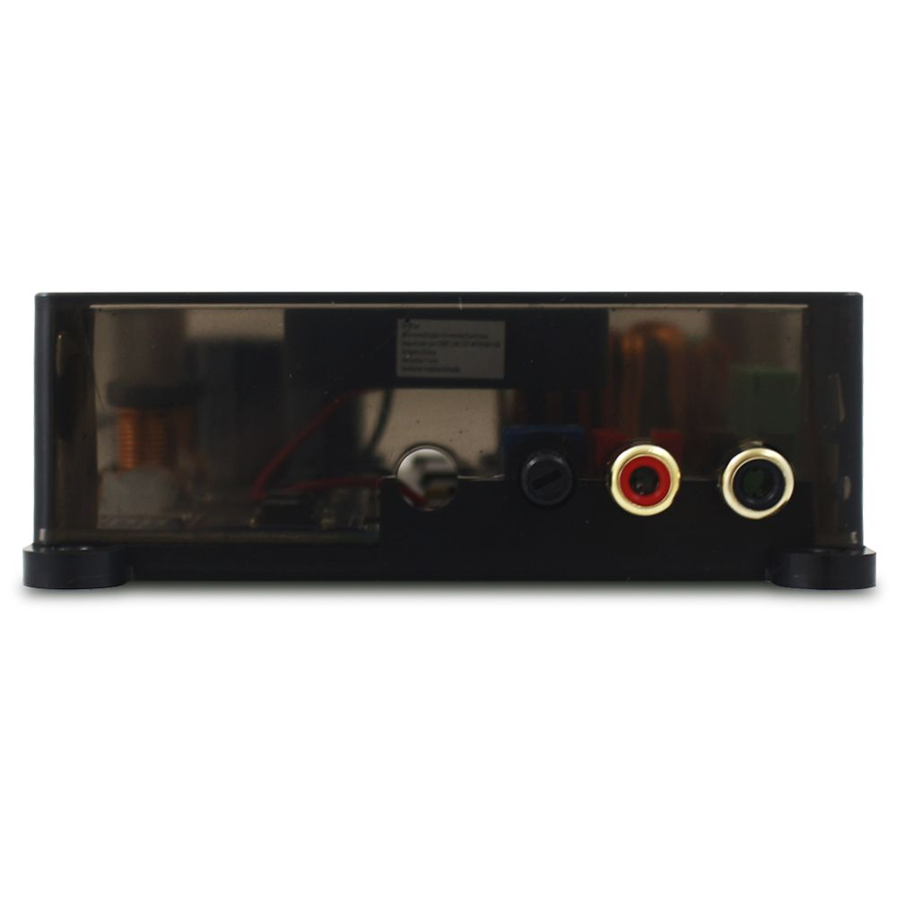 Modulo Amplificador Soundigital 250 Rms SD-250.2D Nano Stereo Digital 2 Canais 2 Ohms Classe D Fio Full Range