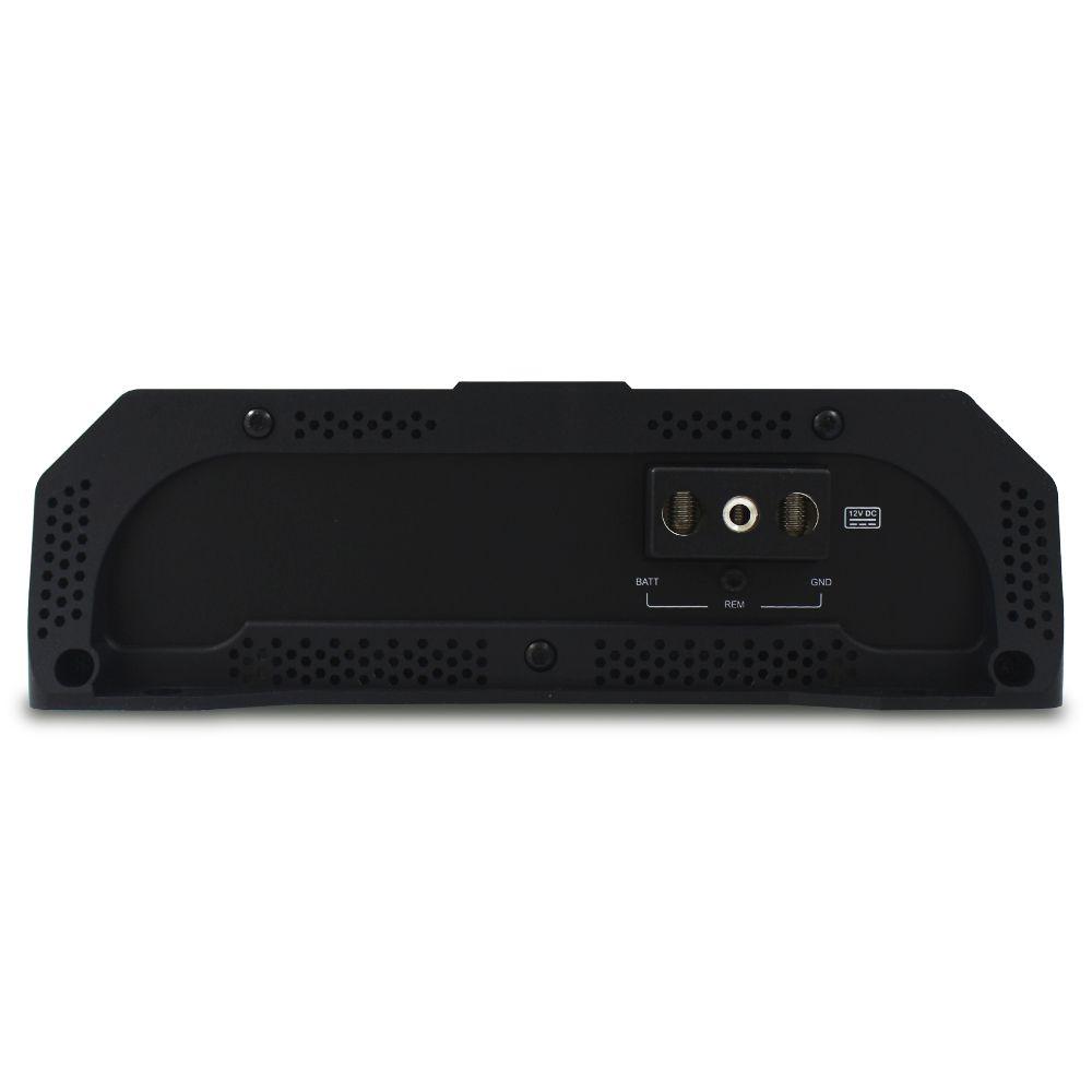 Modulo Amplificador Soundigital 3000 Rms SD-3000.1D Evo 2 Mono Digital 1 Canal 1 Ohm 2 Ohms Classe D Bass Boost