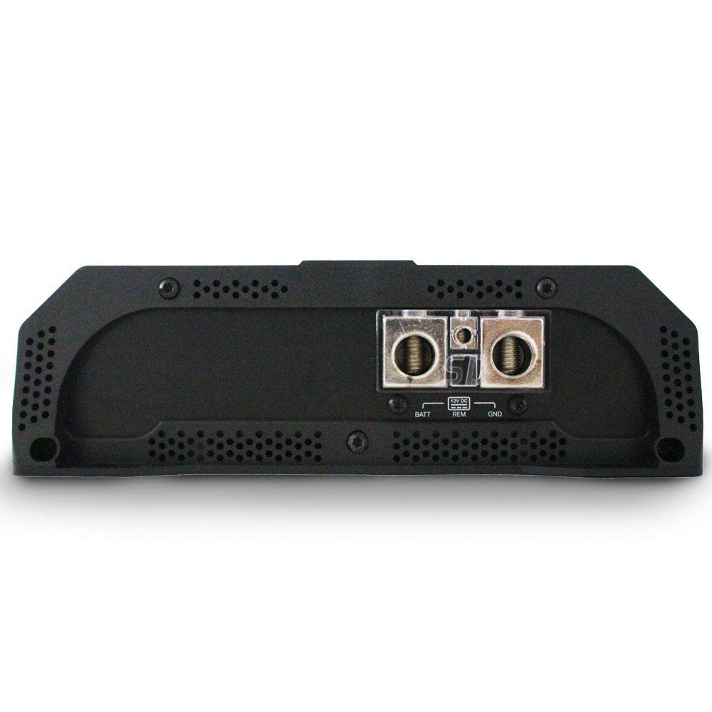 Modulo Amplificador Soundigital 4000 Rms SD-4000.1D Evo 2 Mono Digital 1 Canal 1 Ohm 2 Ohms Classe D Bass Boost