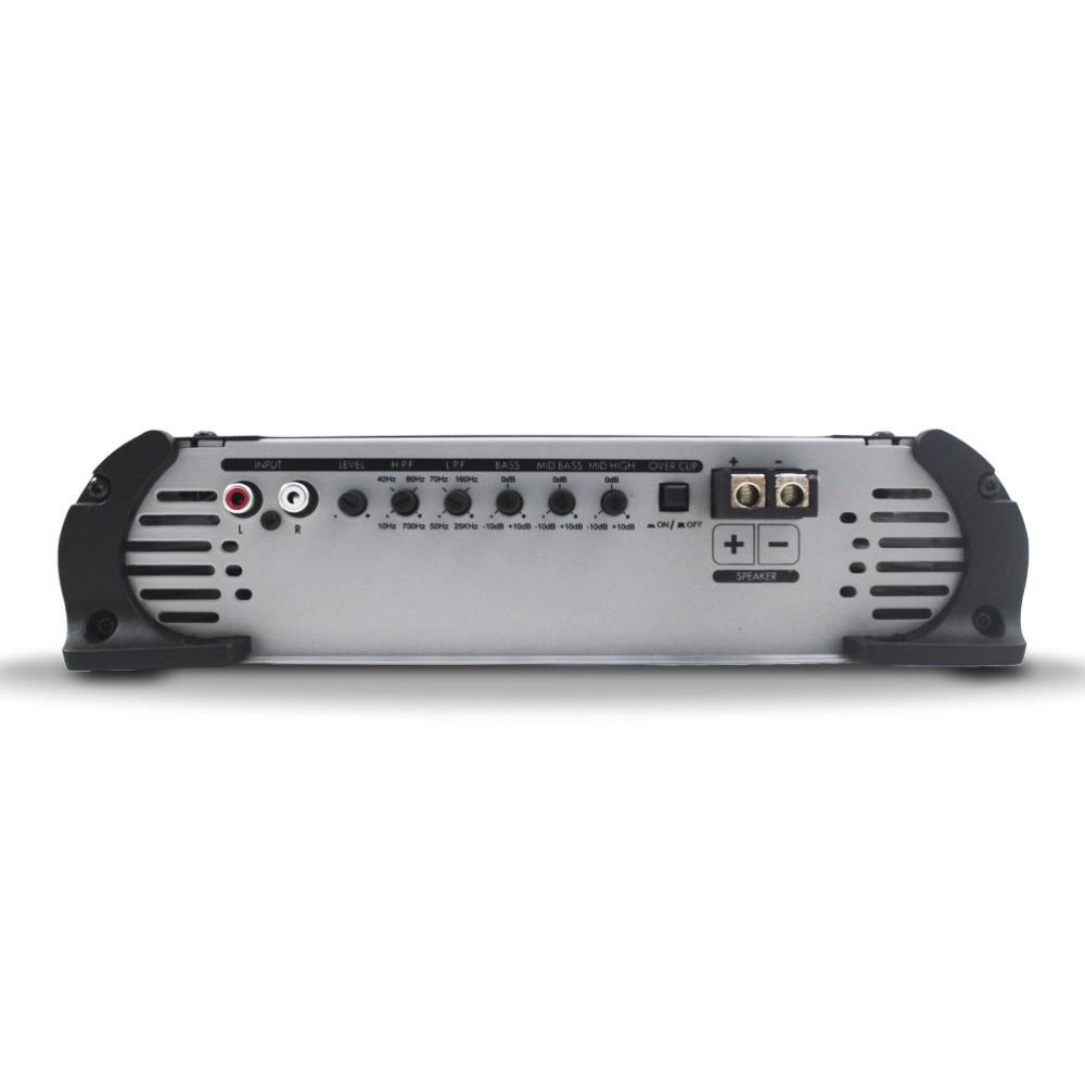 Modulo Amplificador Stetsom 1200 Rms EX-1200EQ Export Line Mono Digital 1 Canal 1 Ohm 2 Ohms Classe D