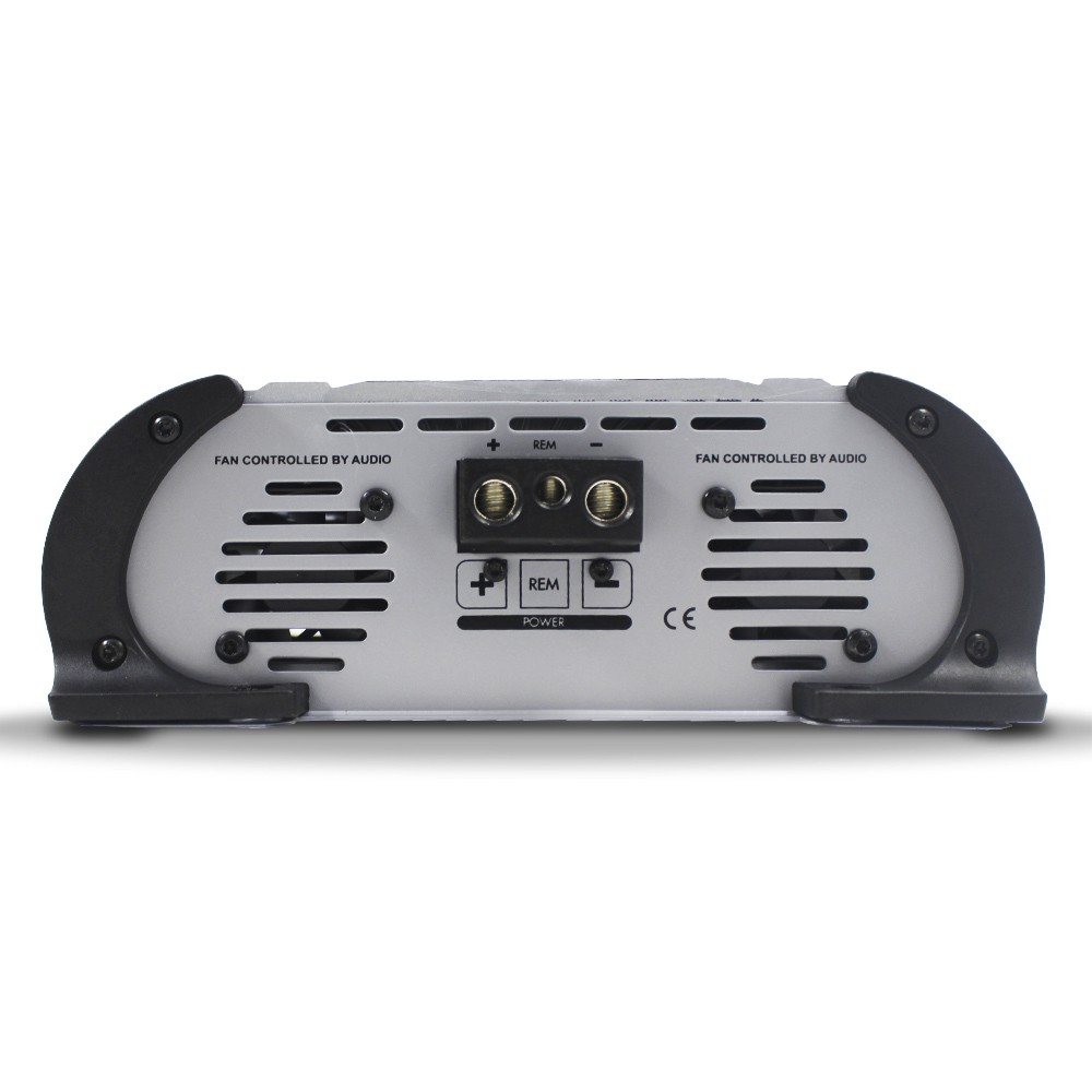 Modulo Amplificador Stetsom 3000 Rms EX-3000EQ Export Line Mono Digital 1 Canal 1 Ohm 2 Ohms Classe D Crossover