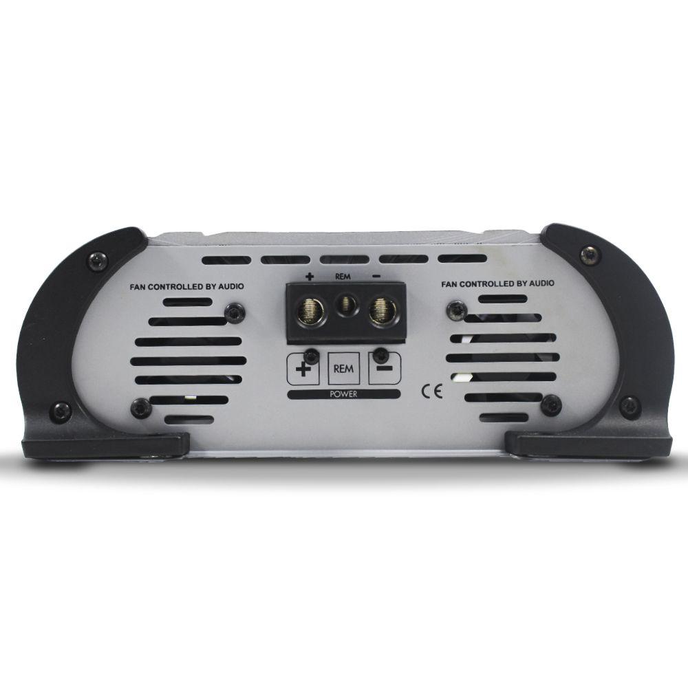 Módulo Amplificador Stetsom 3500 Rms EX-3500EQ Export Line Mono Digital 1 Canal 1 Ohm 2 Ohms Classe D Crossover