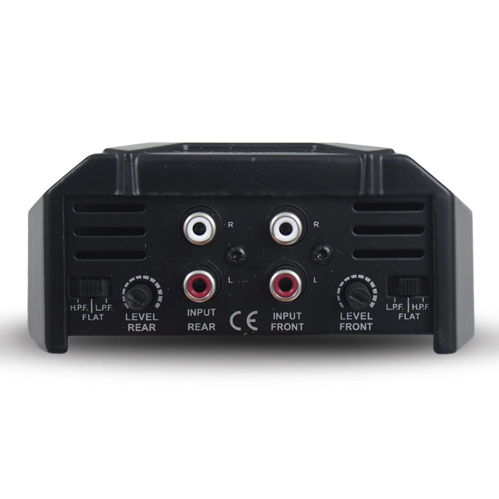 Módulo Amplificador Stetsom 400 Rms IR-400.4 Iron Line Stereo Digital 4 Canais 2 Ohms Classe D Rca Crossover Full Range