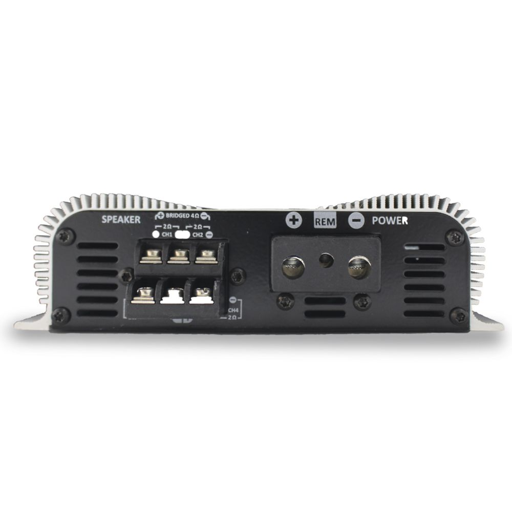 Modulo Amplificador Taramps 1200 Rms DS-1200X4 Stereo Digital 4 Canais 2 Ohms Classe D Crossover Full Range