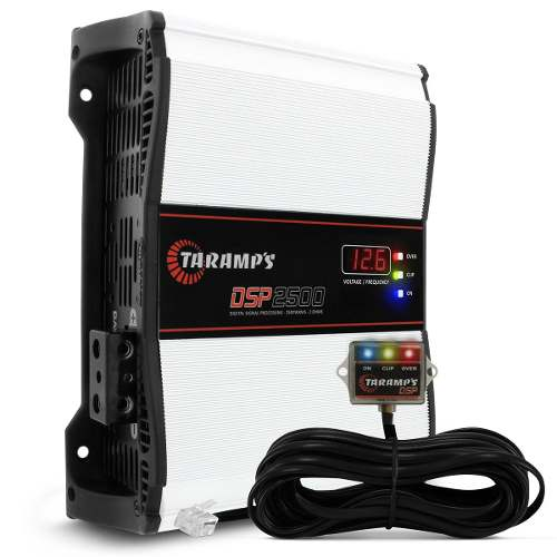 Modulo Amplificador Taramps 1 Canal Dsp-2500 wrms 1 Ohms Digital