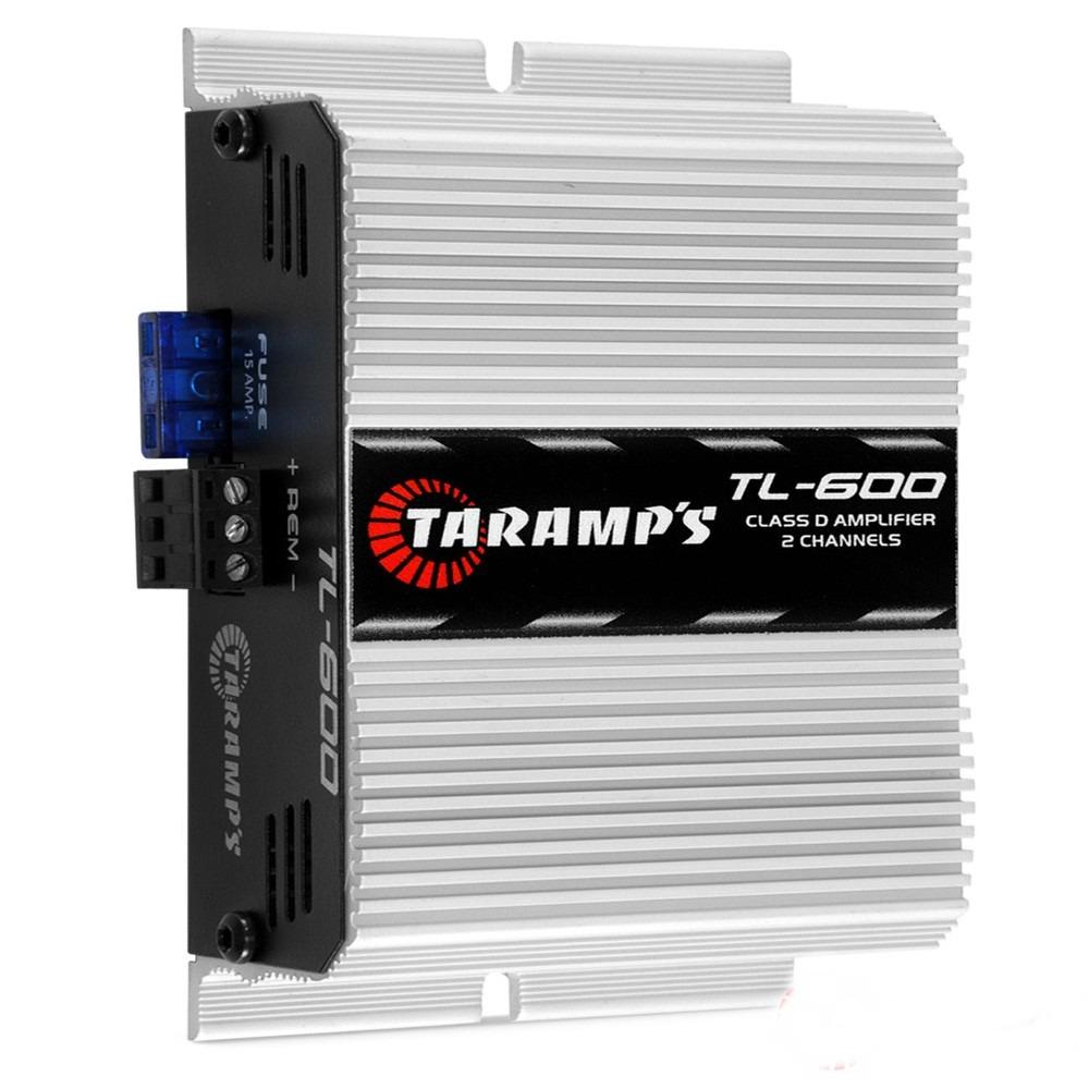Modulo Taramps 170 Rms Tl 600 2 Canais Stereo 85w Rms