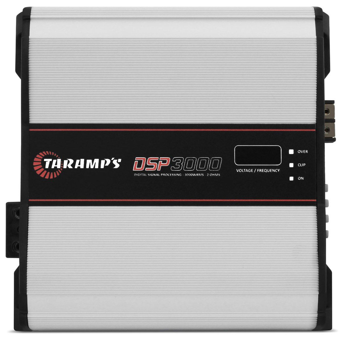 Modulo Amplificador Taramps 3000 Rms DSP-3000 Mono DIgital 1 Canal 1 Ohm 2 Ohms Classe D Bass Boost Crossover