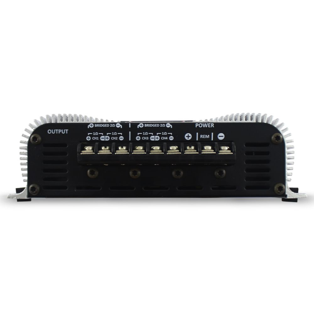 Modulo Amplificador Taramps 800 Rms DS-800X4 Stereo Digital 4 Canais 1 Ohm 2 Ohms Classe D Crossover Full Range