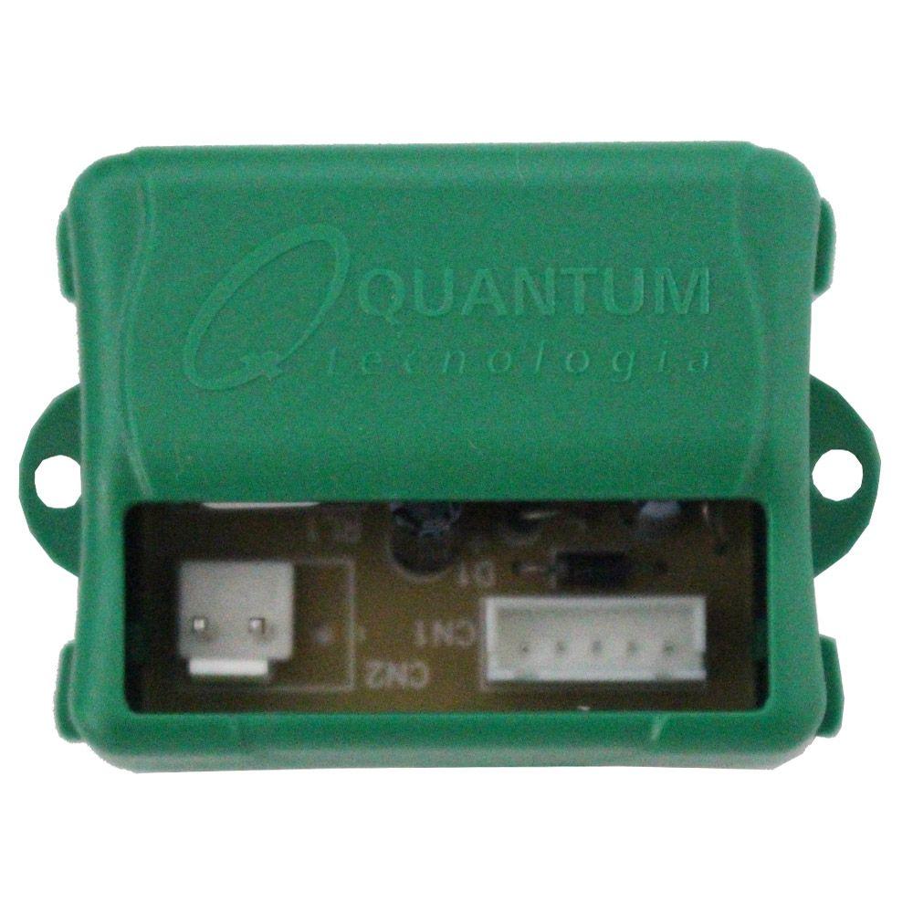 Modulo Desliga rádio e farol Quantum SR-100 Universal