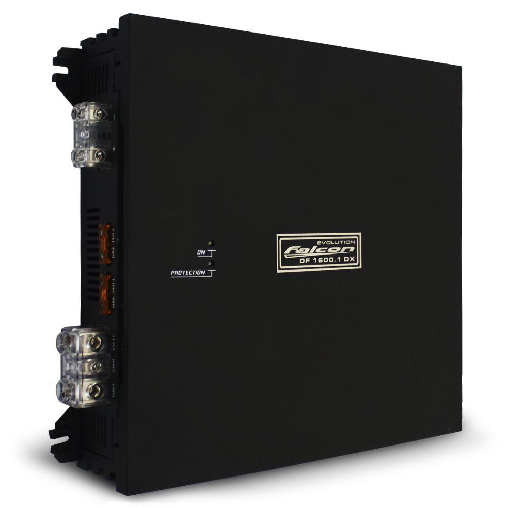 Modulo Falcon 1600 Rms DF-1600.1DX Mono Digital 1 Canal