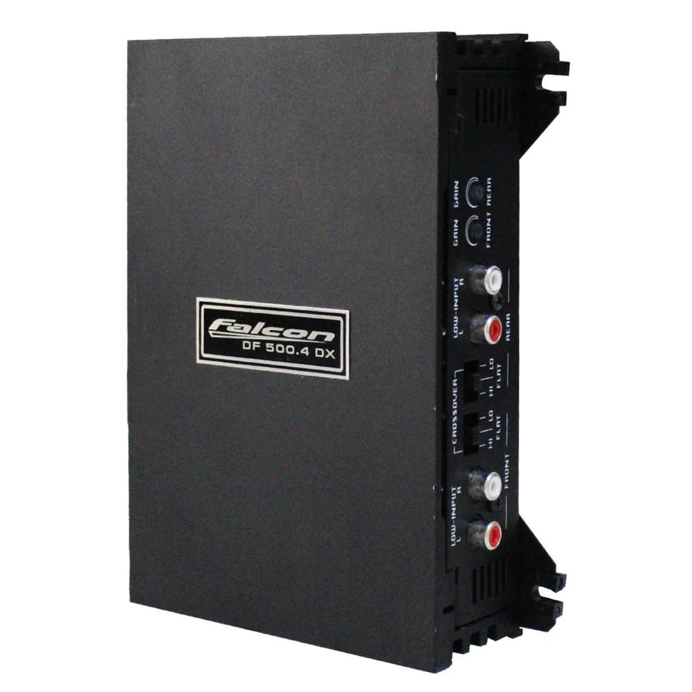 Módulo Falcon 500 Rms DF-500.4D Stereo Digital 4 Canais