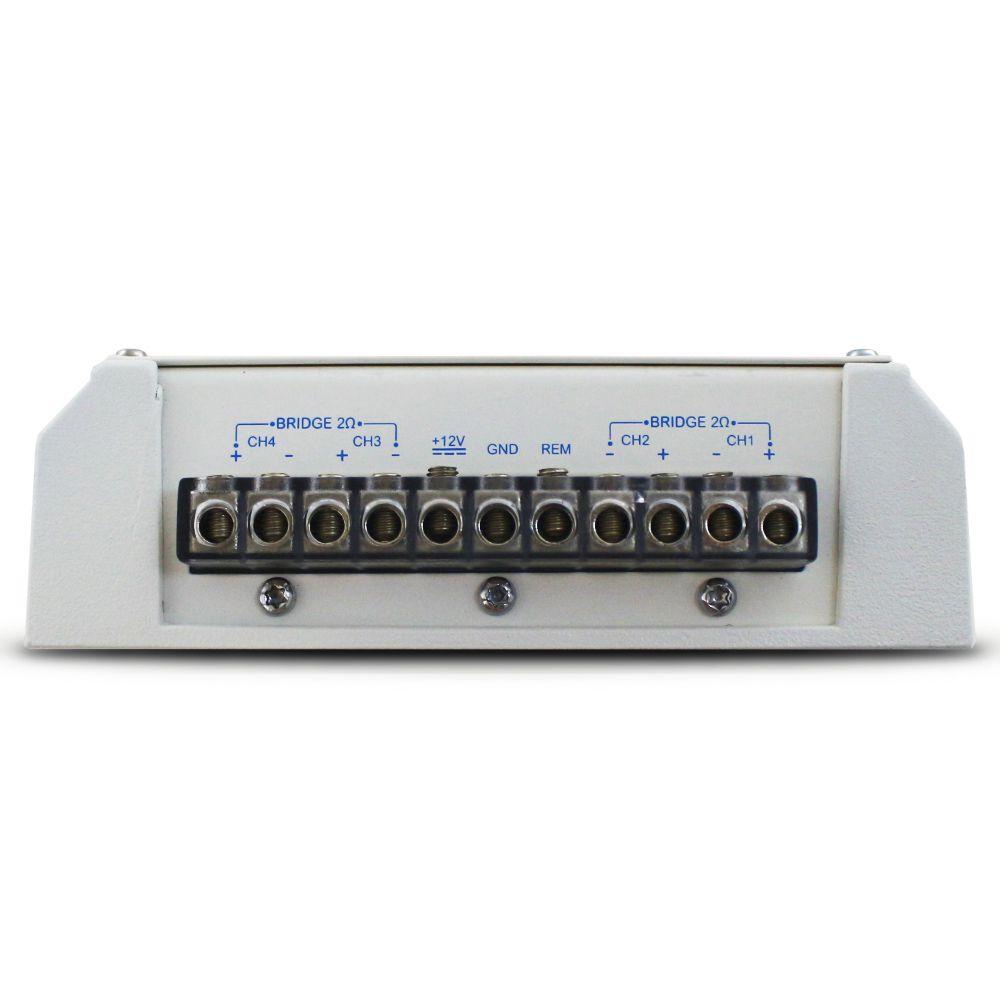 Modulo Náutico Soundigital 800 rms SD-800.4D MARINE Stereo