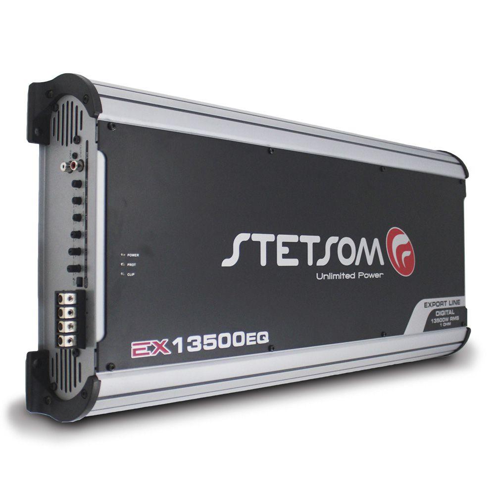 Modulo Stetsom 13500 Rrms  EX-13500EQ Mono Digital 1 Canal