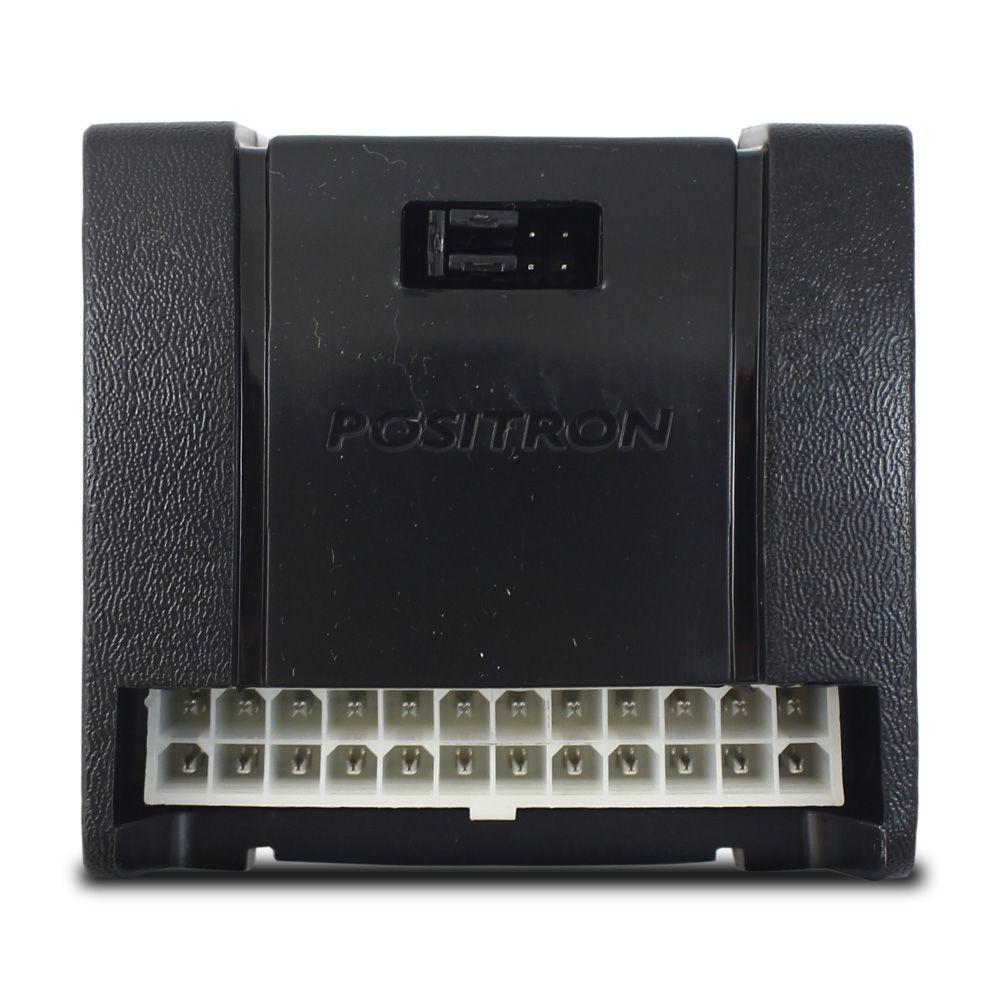 Módulo Subida Vidro Elétrico 2 Portas Universal Positron Pronnect-280AE Antiesmagamento Descida
