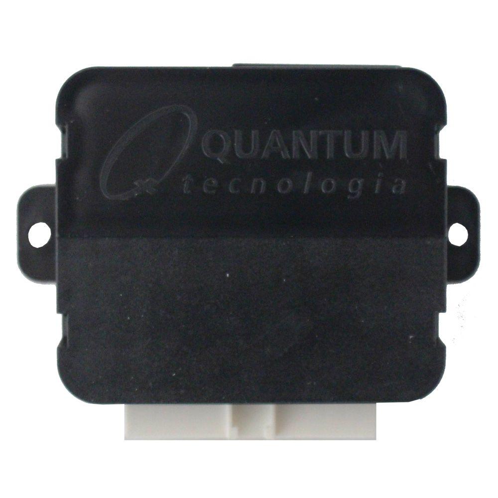 Modulo Subida Vidro Elétrico 2 Portas Universal Quantum LV-208 Antiesmagamento Descida Alivio Pressão