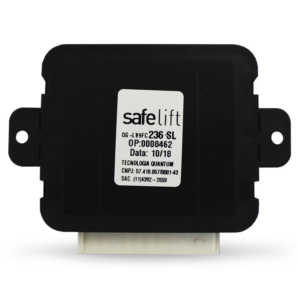 Modulo Subida Vidro Elétrico 4 Portas Kicks 2017 2018 2019 Quantum Safe Lift Antiesmagamento Plug & Play Alivio Pressão