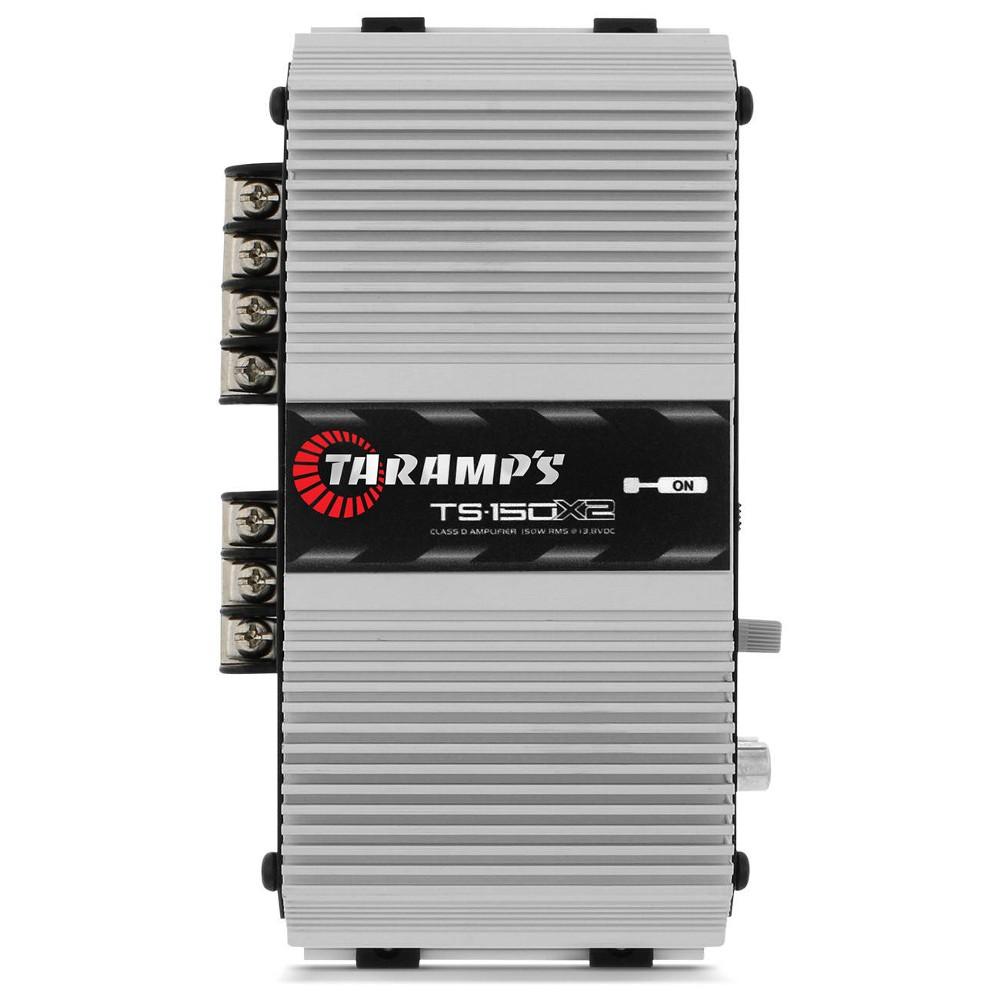 Modulo Taramps 150 Rms  Ts-150x2 2 Canais 75 Rms
