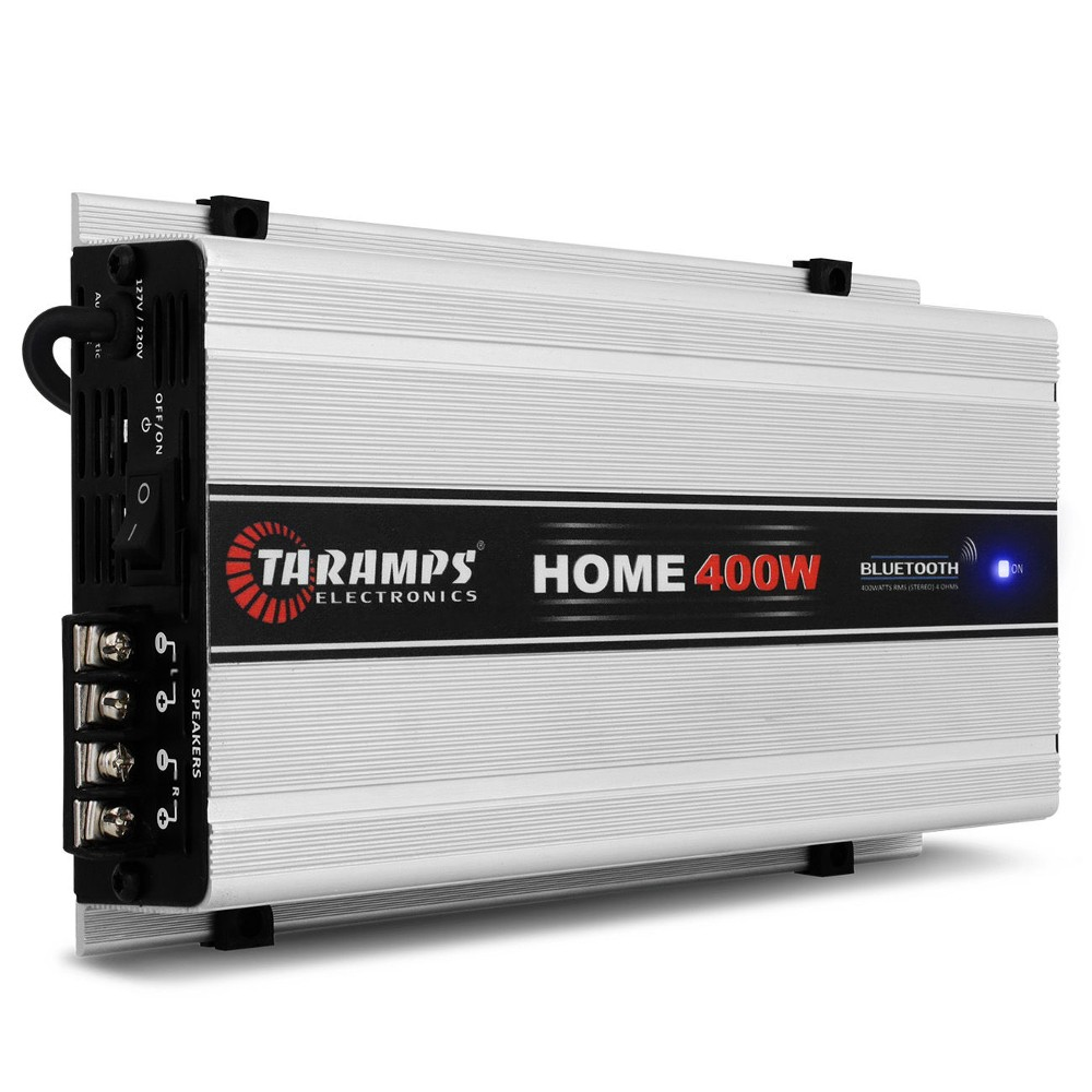 Módulo Taramps 400 Rms Home 400 2 Canais 200 Rms