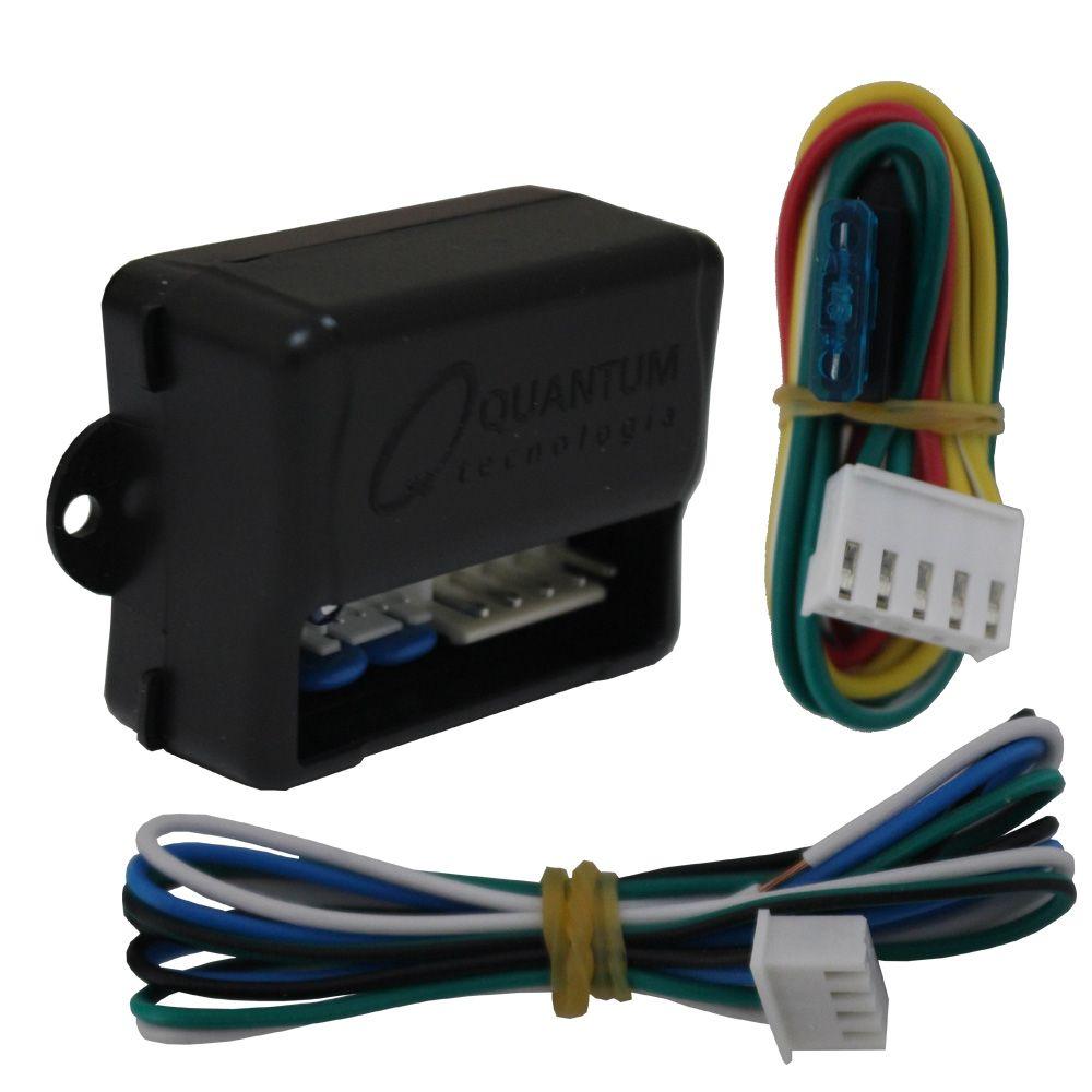 Modulo Vidro Elétrico 2 Portas Universal Quantum QA-112