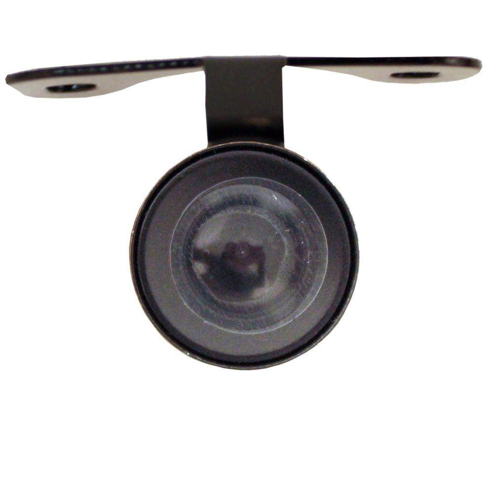Monitor Lcd Espelho Retrovisor Tela 4.3 pol Camera Ré Gc