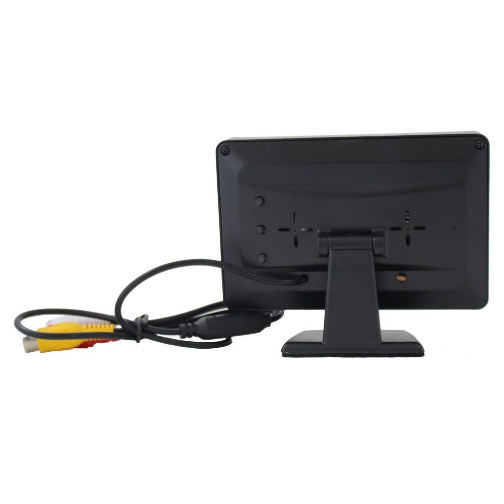 """Monitor lcd interno painel Tela 4.3"""" pol para camera de ré"""