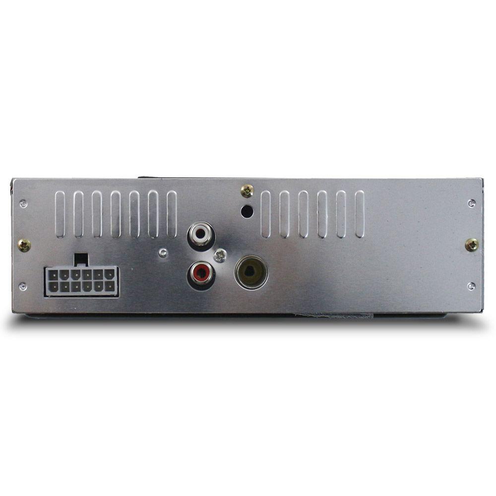 Mp3 Player Automotivo First Option Usb Sd Rádio Fm Rca