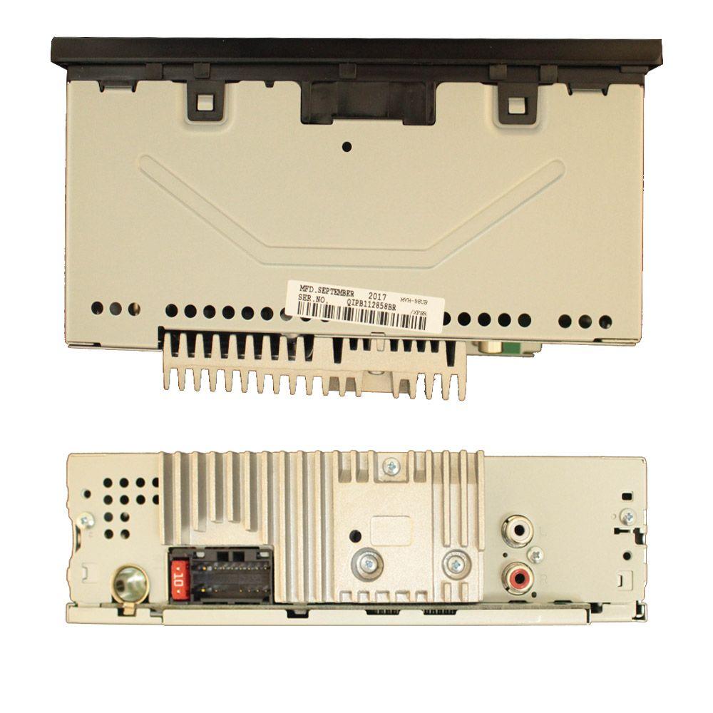 Mp3 Player automotivo Pioneer MVH-98UB Usb Sd Media Fm