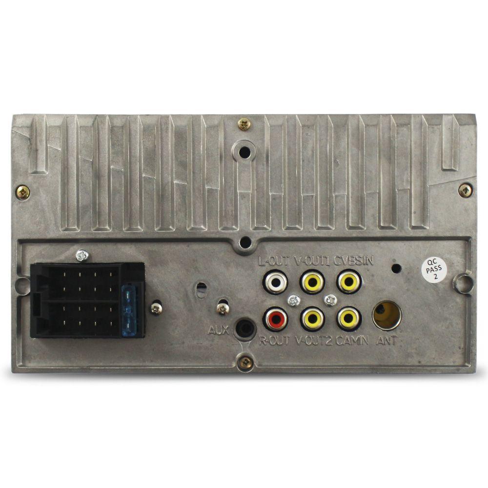Mp5 Player Automotivo 2 Din 7 Pol IOS H-Tech Bluetooth