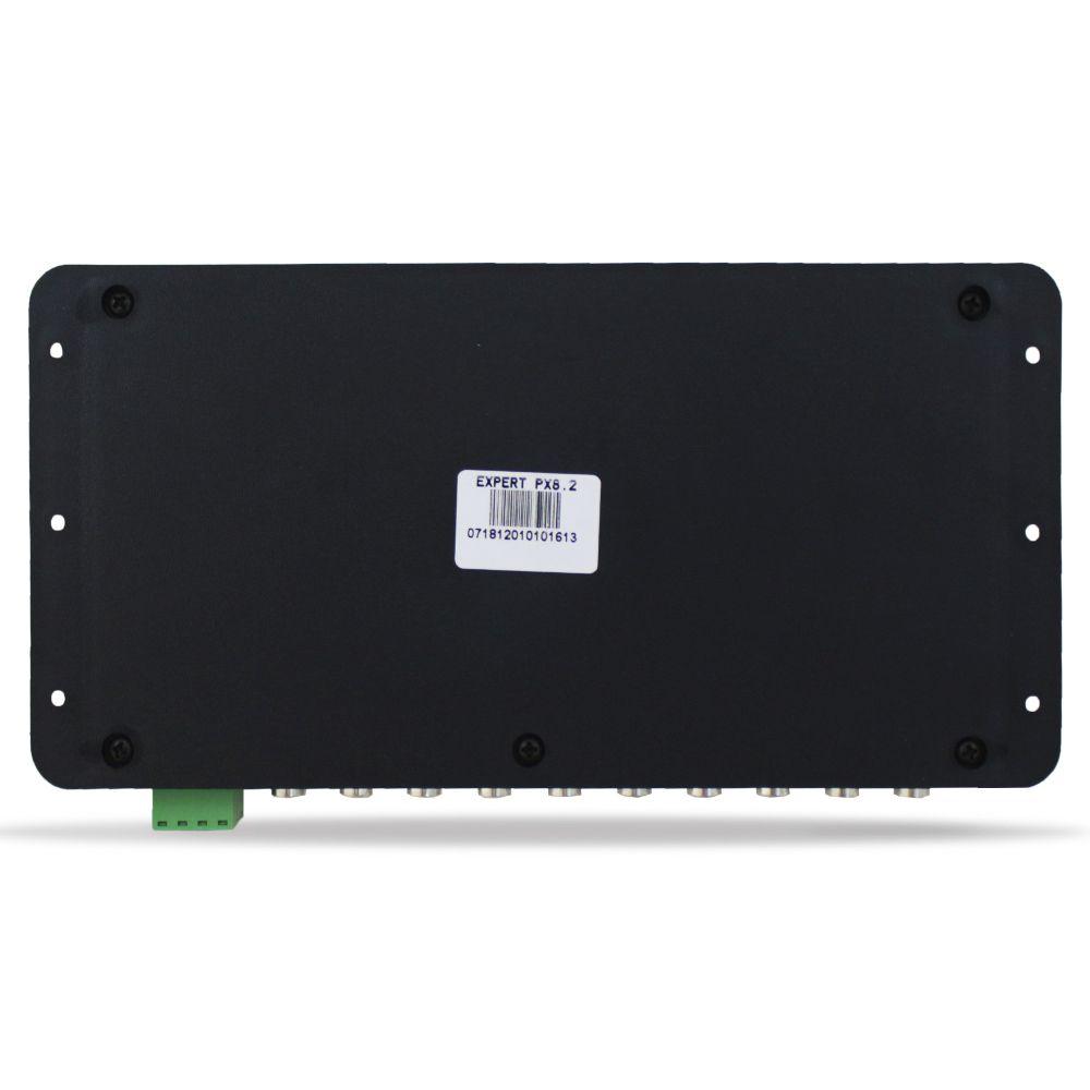 Processador Audio Expert PX-8.2 Limiter 8 Canais Digital