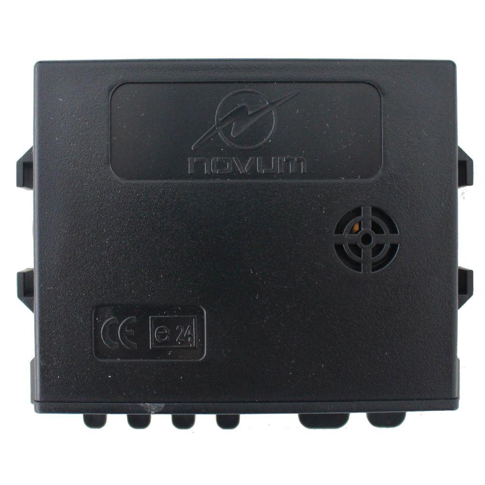 Sensor Estacionamento Ré Embutido OEM Novum Tipo Original