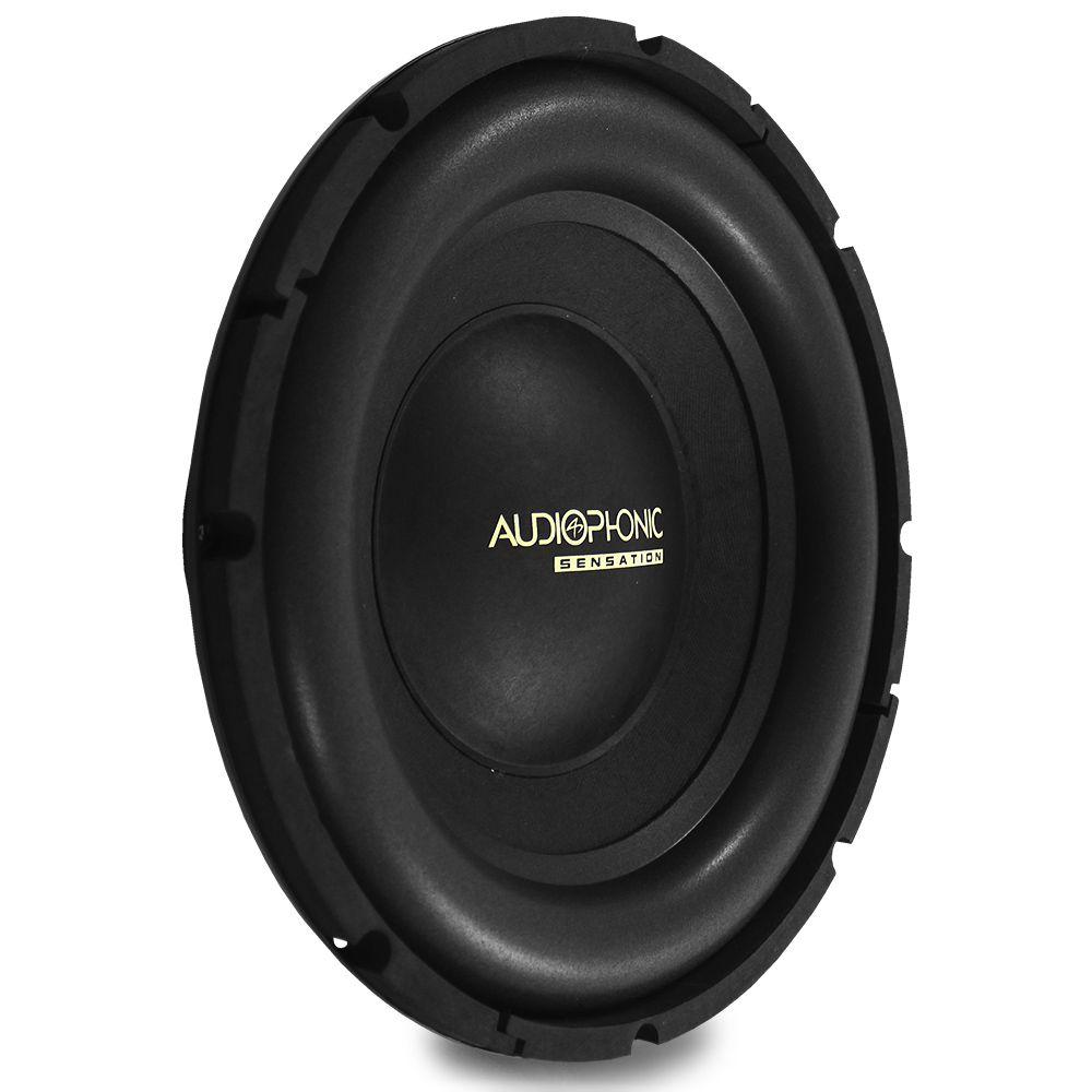 Subwoofer 12 Polegadas Audiophonic 250 Rms S1-12 Sensation