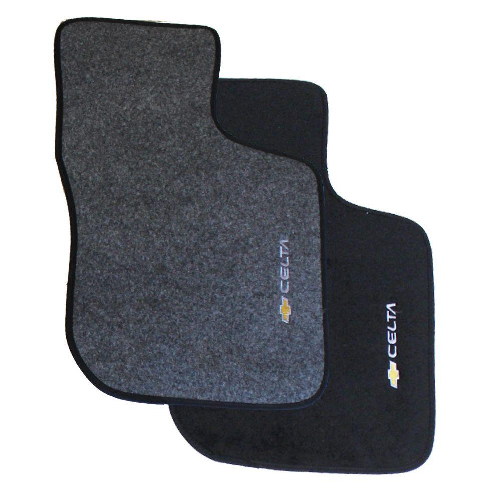 Tapete Carpete Celta 2000 em diante 5 peças Ecotap Eloin
