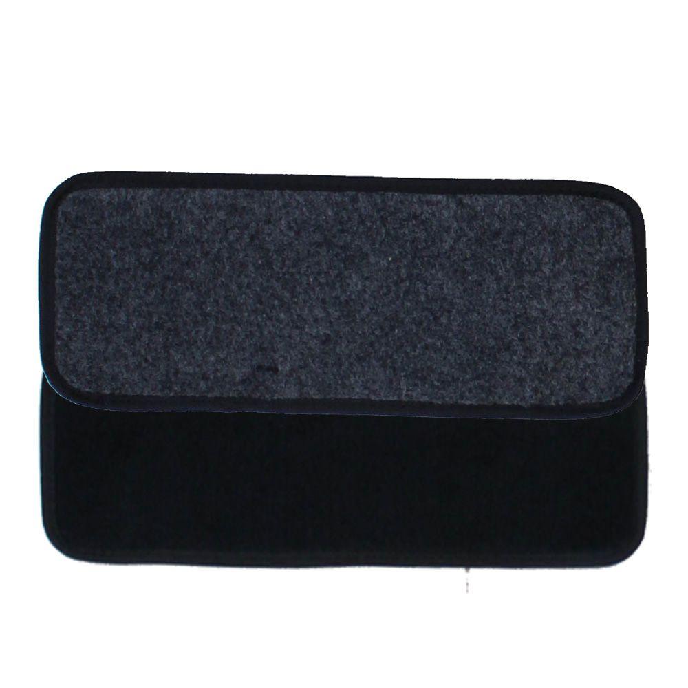 Tapete Carpete Onix 2012 em diante 5 peças Ecotap Eloin