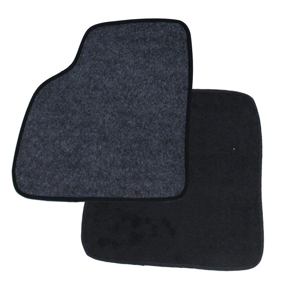 Tapete carpete Vectra 2006 à 2011 5 peças Ecotap Eloin