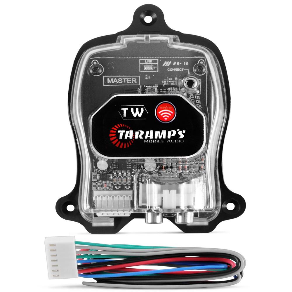 Transmissor de Sinal Wireless Taramps Tw Master Mestre