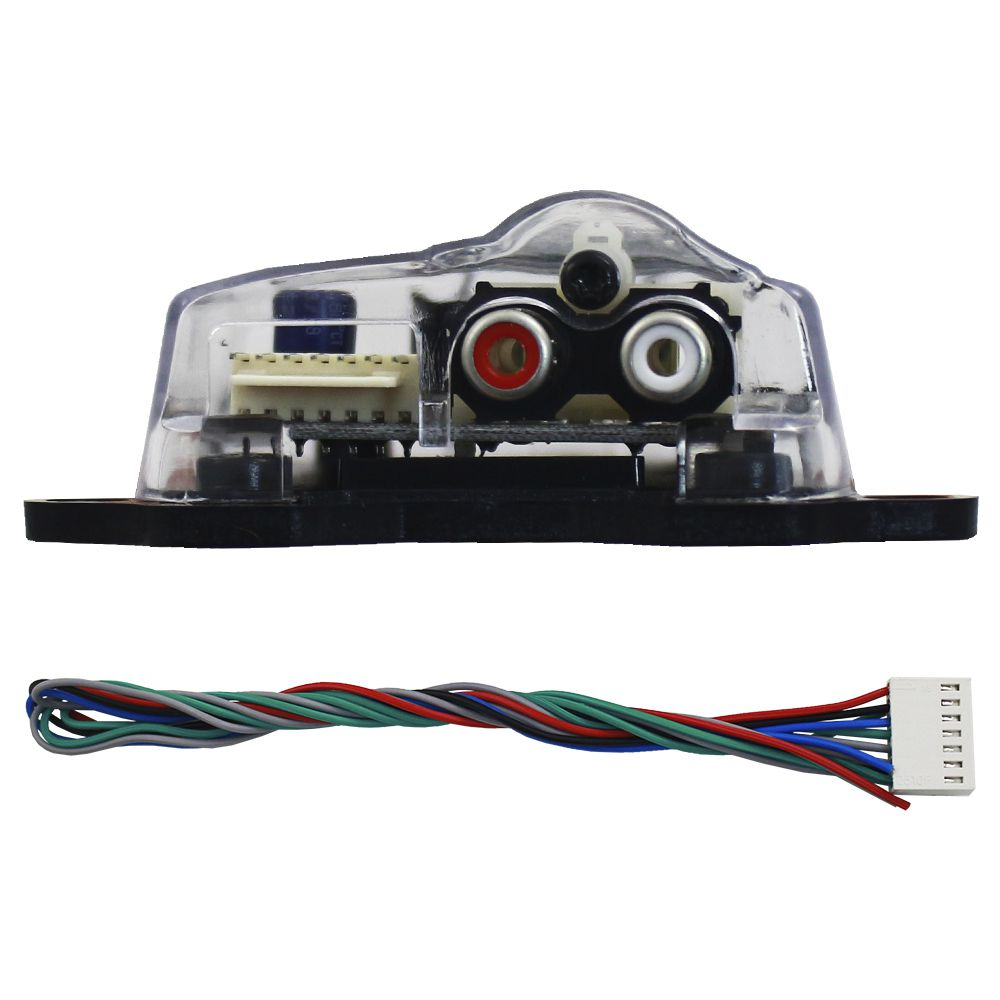Transmissor Receptor Sinal Wireless Audio Taramps TW Master Slave Som Original Automotivo