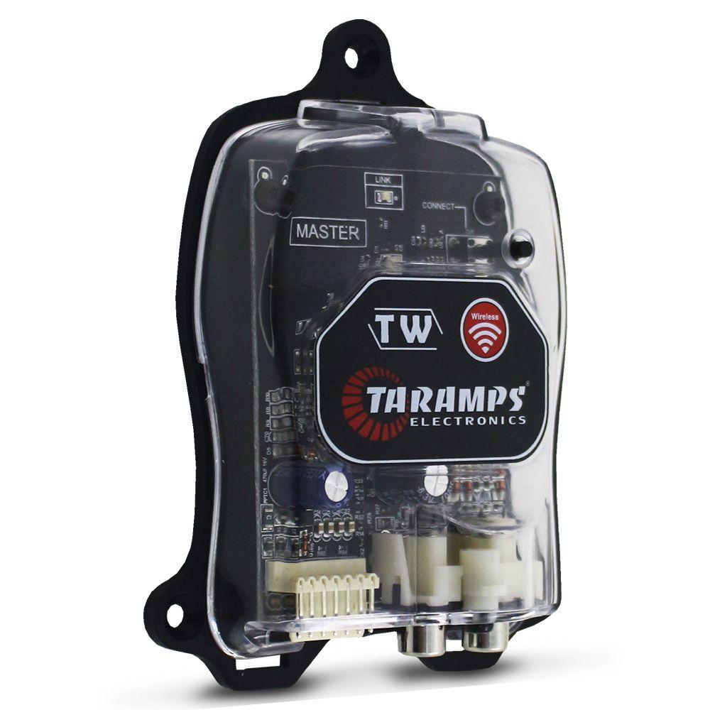 Transmissor Receptor Sinal Wireless Taramps TW Master Slave