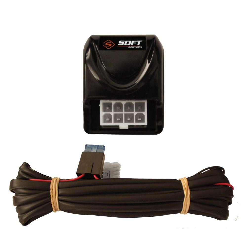 Trava Elétrica Mobi 4 portas Soft Original Mono Comando