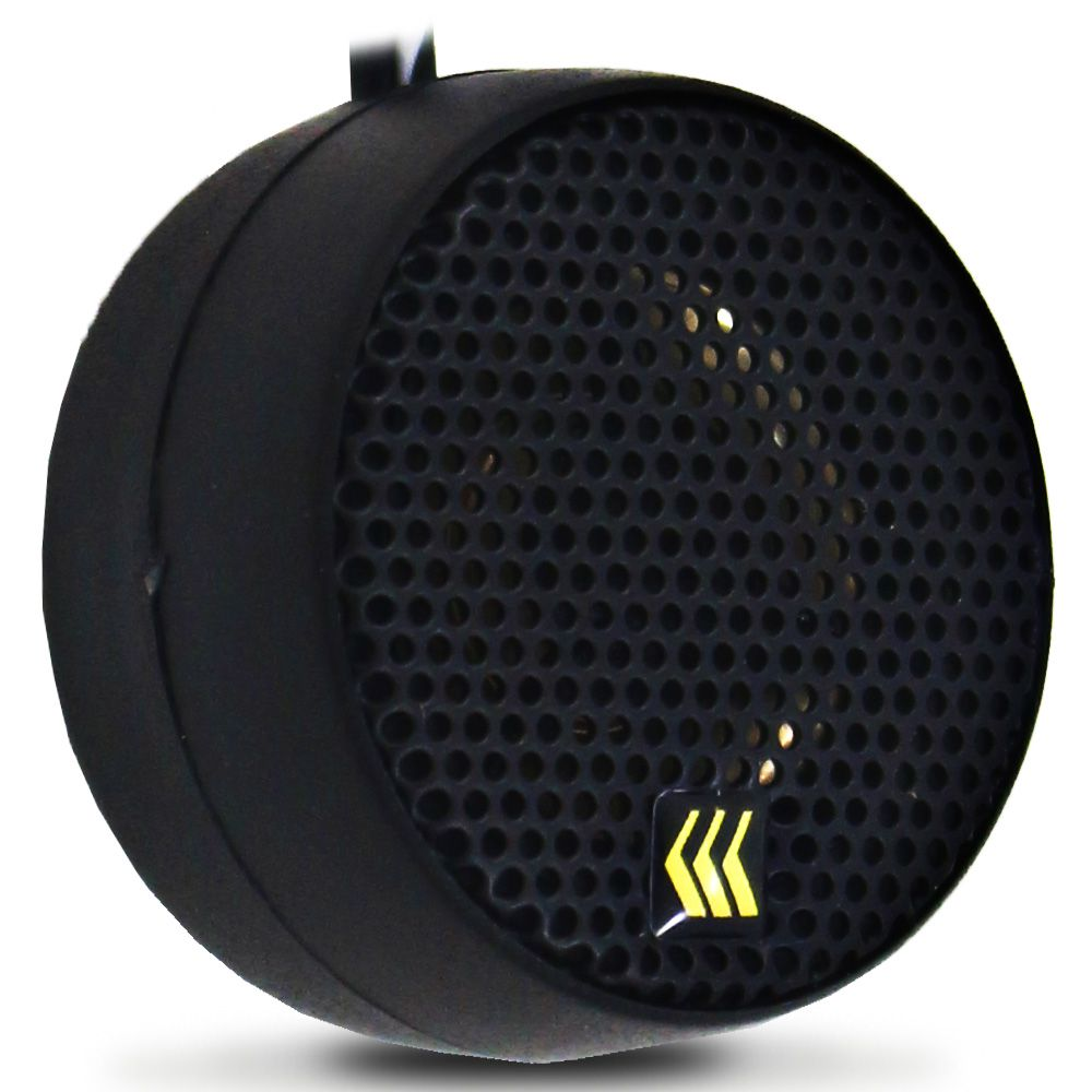 Tweeter de Painel Bravox 40w Rms TD-50U 4 Ohms Ferrite Capacitor Resistor 80w Pico Par Mini