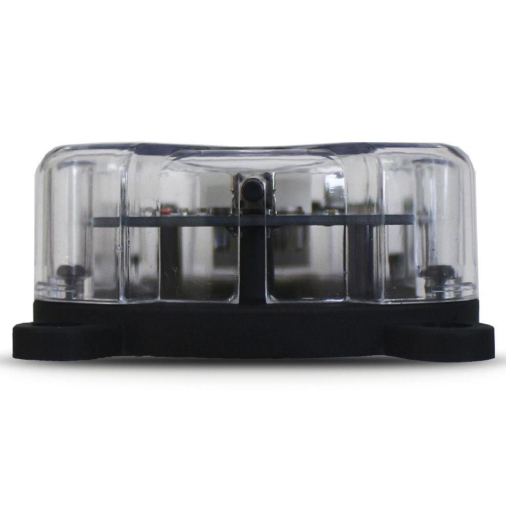 Voltímetro Stetsom Digital Automotivo VT3 Mede Tensão 7v a 25,5v Saída Remoto Compacto